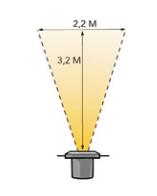 schemat: wiazka swiatla lampa agate